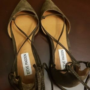 Steve Madden Shoes - Strappy Flats